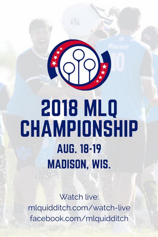 2018 Major League Quidditch Championship