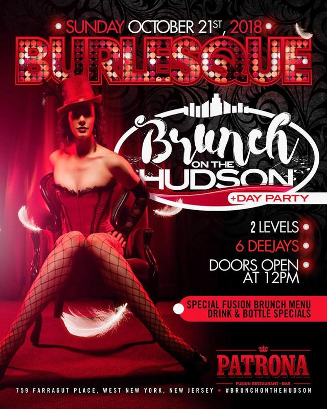 Grand Opening Of Brunch On The Hudson At Patrona
