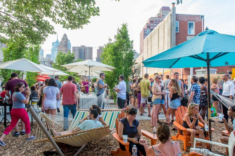 Get Involved Happy Hour: PHS Pop Up Garden