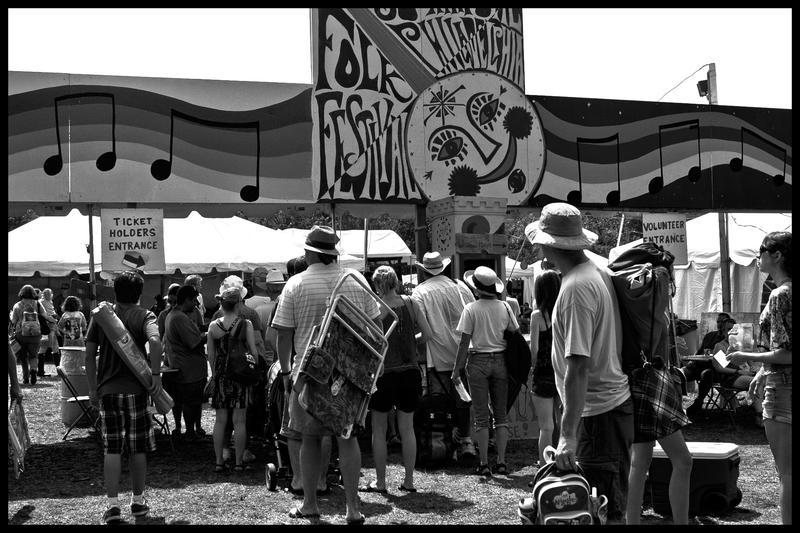 54th Annual Philadelphia Folk Festival