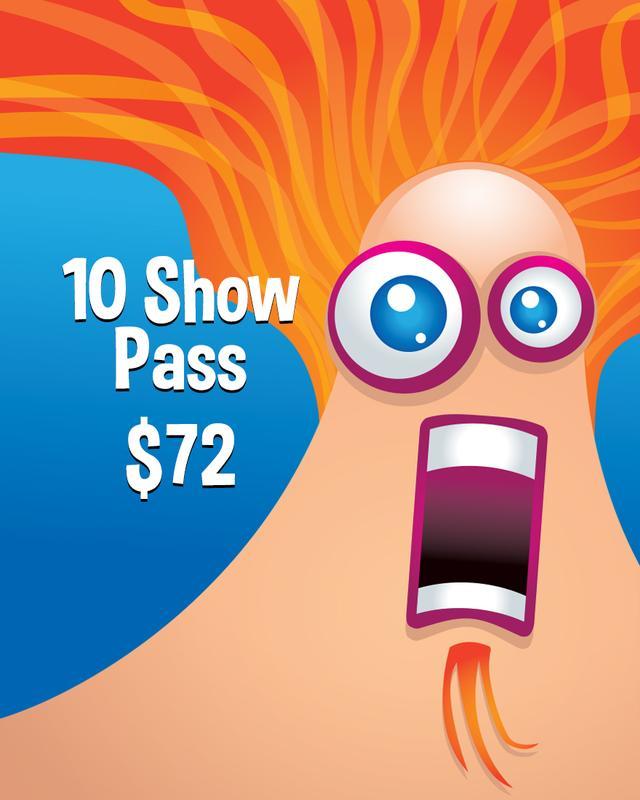 10 Show Pass