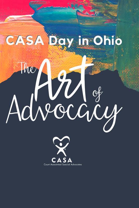 CASA Day in Ohio