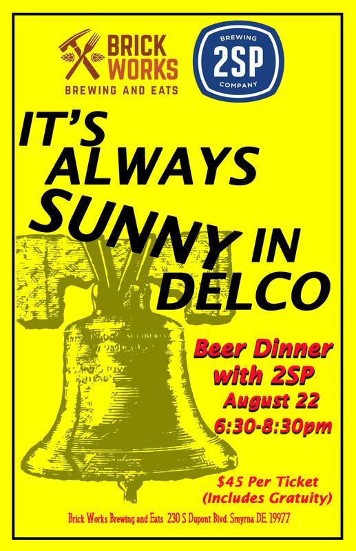 It's Always Sunny in Delco