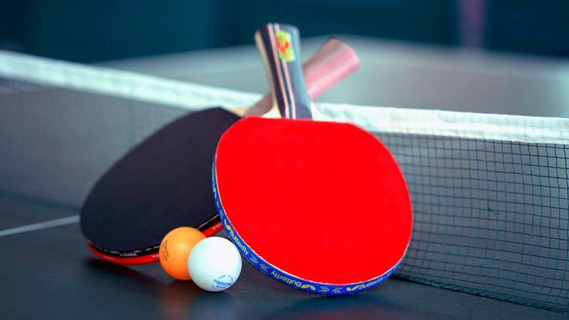 Table Tennis - Grade 9-12 (Boys)