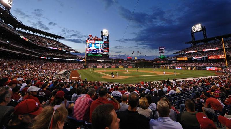 Team Philly Goes to the Phillies!