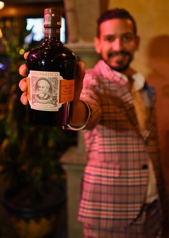 Rum Dinner Series #2 - Diplomatico Rum