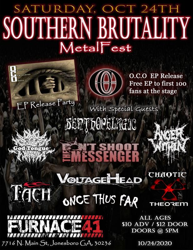 Oct 24th at Furnace 41