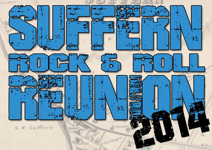 SUFFERN ROCK & ROLL REUNION 2014