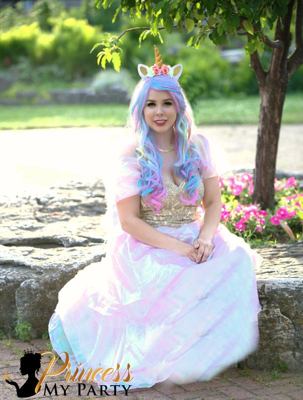 Wisc Dells Unicorn Tea Party