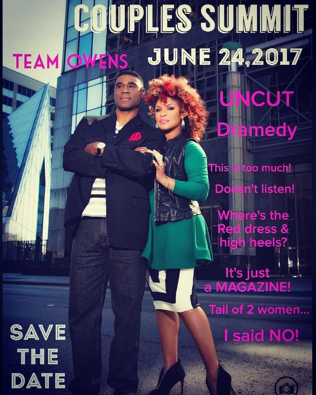 Help! This is us for Real Couples Summit