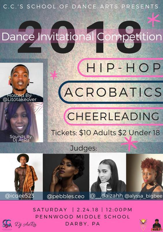 2018 Dance Invitational Competition