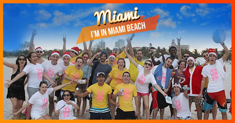I'm in Miami Beach – The Craziest Miami student trip