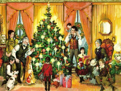 An Early American Christmas by Joyce White