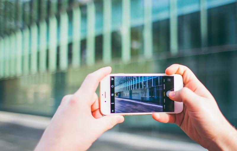 Phone Eye: Making the Most of the Camera in Your Smart Device