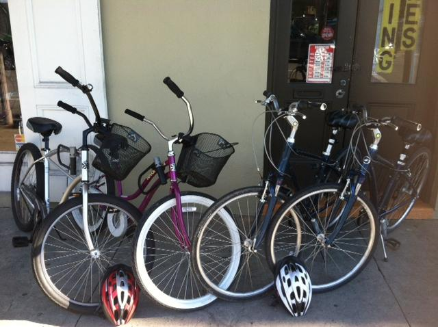 Bicycle Tour - New Orleans