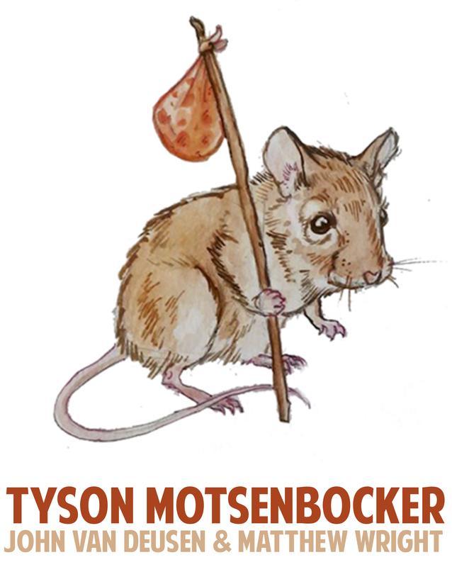 Tyson Motsenbocker, John Van Deusen & Matthew Wright. Live in Santa Cruz.