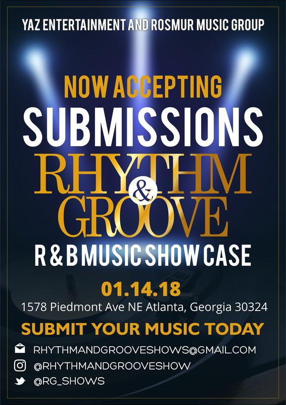 Rhythm and Groove Music Showcase