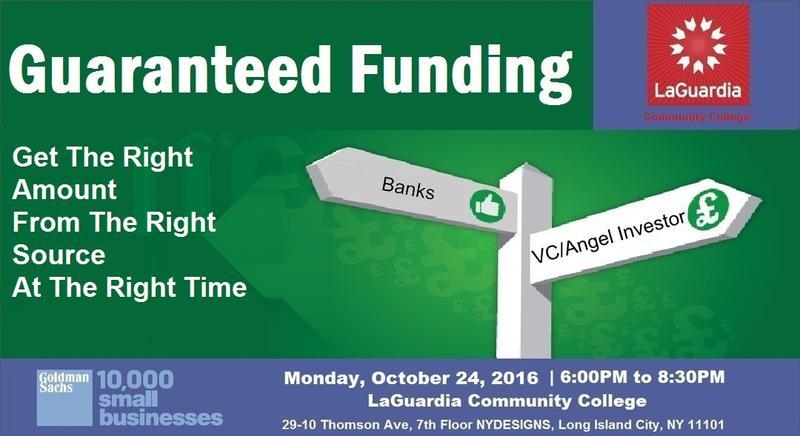 Guaranteed Funding