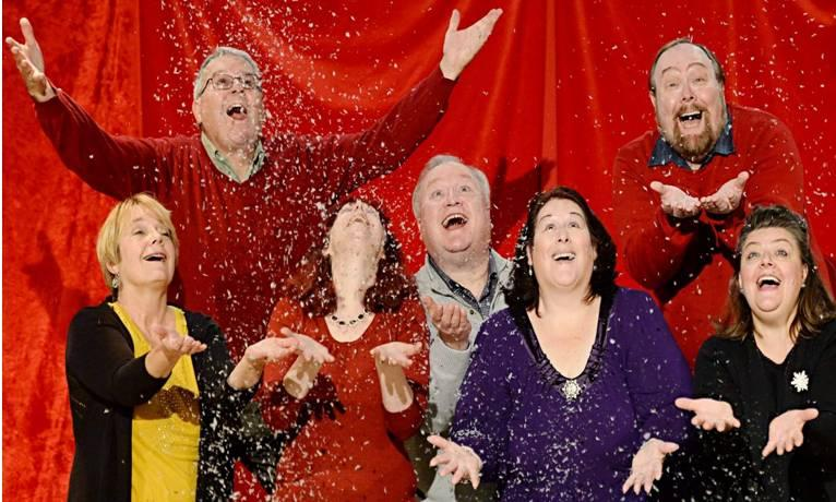 """27th Annual """"Christmas Memories"""" at The Station Dinner Theater"""