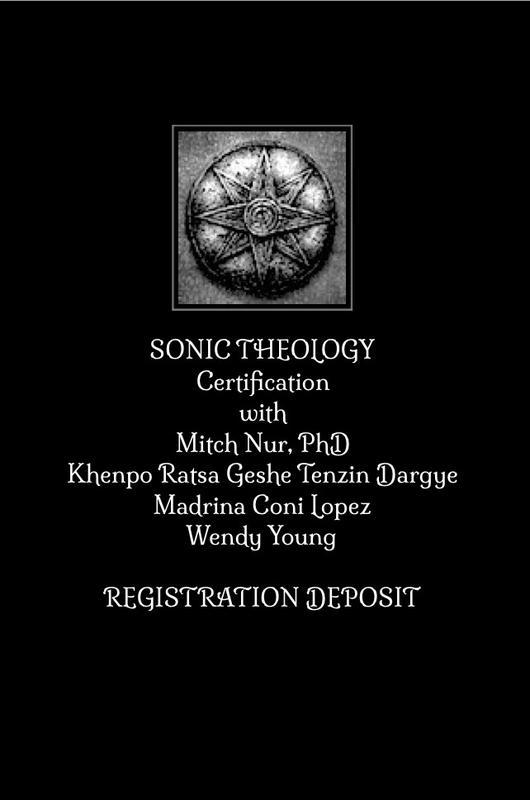 SONIC THEOLOGY - Harmonic Practicum