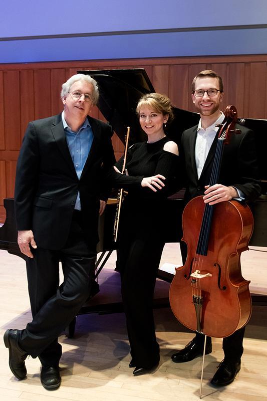 Dolce Suono Trio • Flute, cello, and piano
