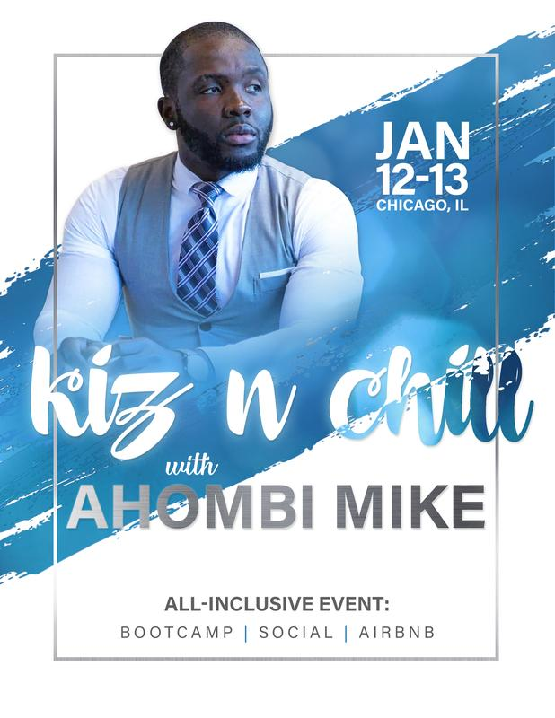 Kiz n Chill with Ahombi Mike
