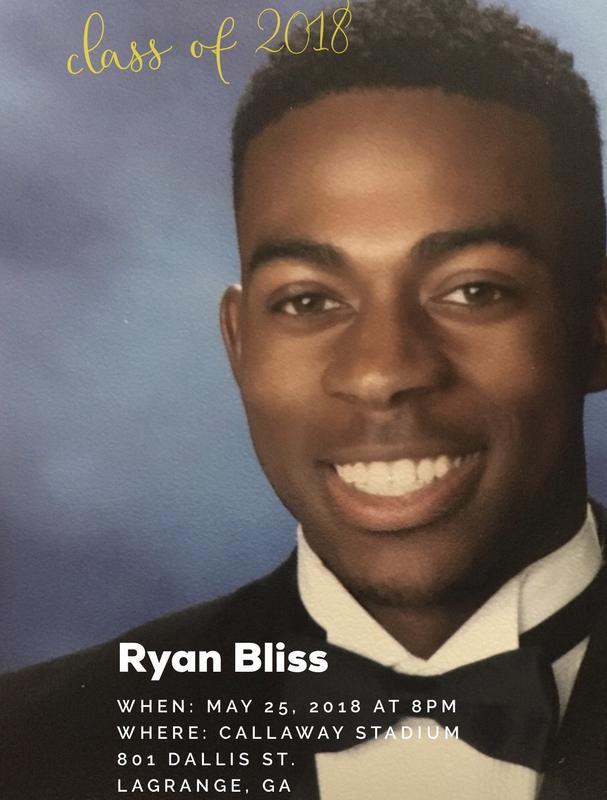 Ryan Bliss Graduation (Class of 2018)