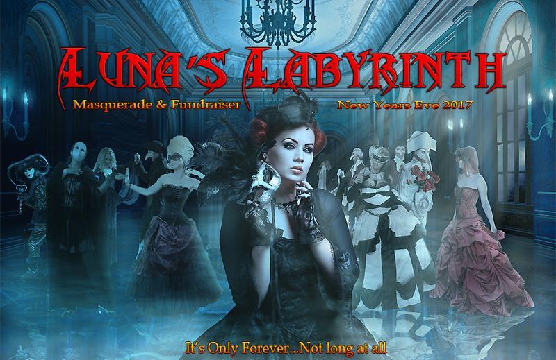 Luna's Labyrinth NYE Masquerade Ball