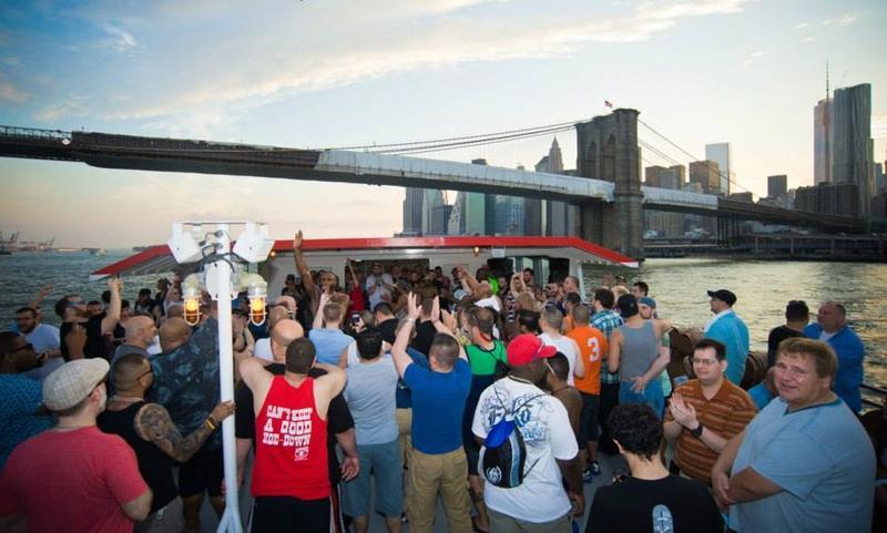 Beefcake Boat Cruise 2015