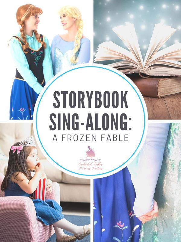 Storybook Sing-Along: A Frozen Fable