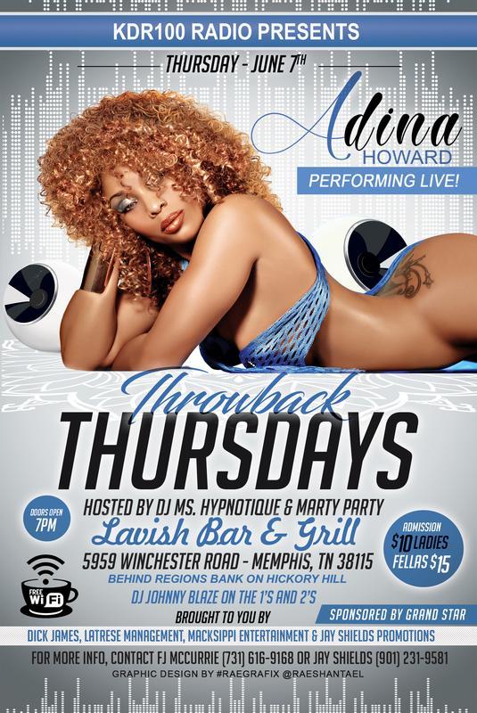 Throwback Thursdays: Adina Howard