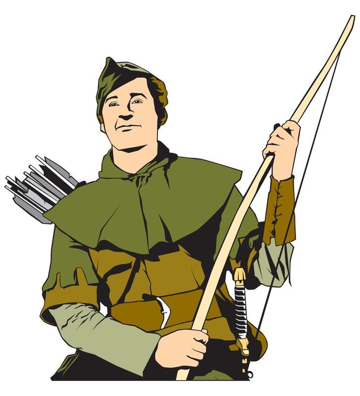 Hi, Ho, Robin Hood