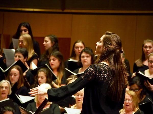 Choir European Tour Concert