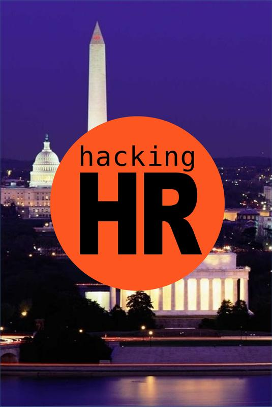 """Hacking HR Washington Chapter Meetup 2: """"Thinking, Becoming and Doing Agile in HR"""""""