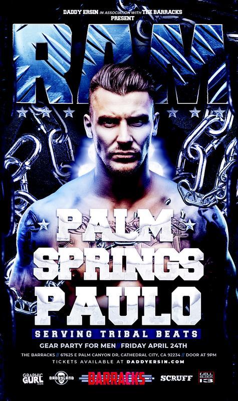 RAM Party - Palm Springs