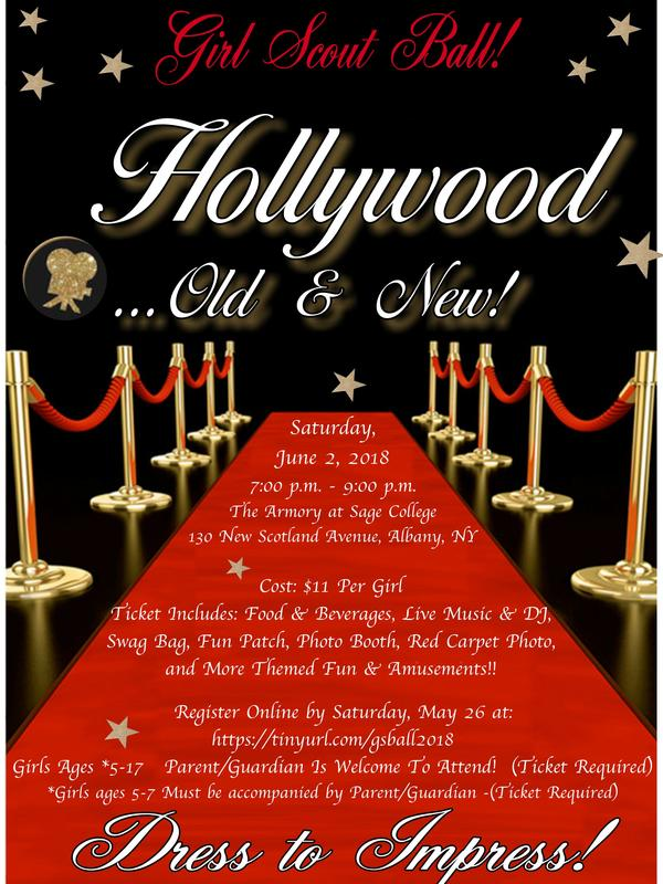 Girl Scout Ball 2018: Old Hollywood Meets New Hollywood