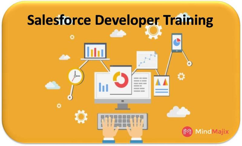 Learn Salesforce Developer Training By Experts