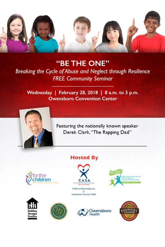 """""""BE THE ONE"""" FREE Community Seminar"""