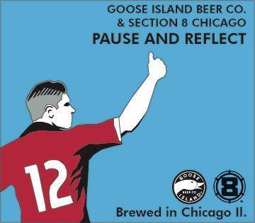 Pause & Reflect Commemorative Label
