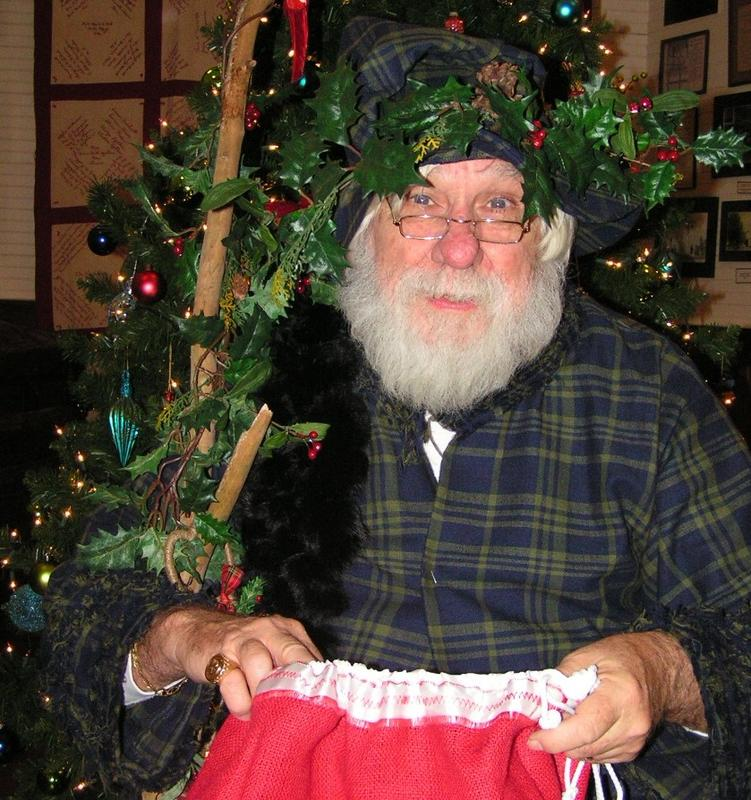 A Visit with Father Christmas - SANFORD