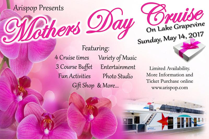 Mothers Day Cruise 2017