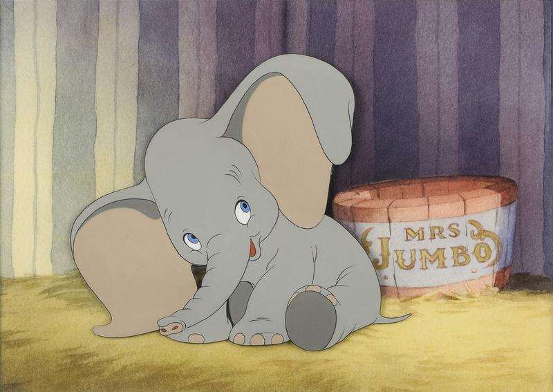 Dumbo- Family Movie Night