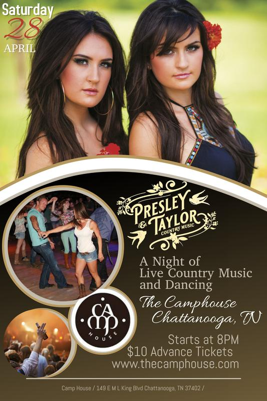 Presley & Taylor Live Country Music & Dancing