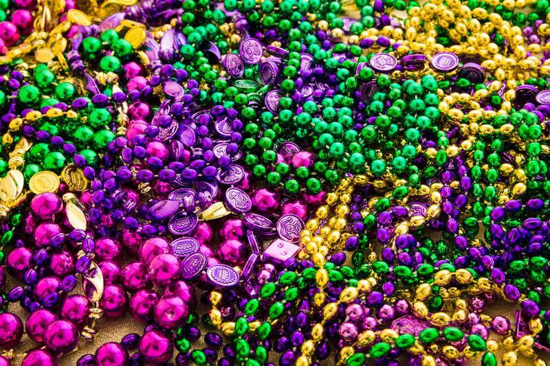 3rd Annual Roswell Mardi Gras Ball ~ Pinstripes & Polka Dots