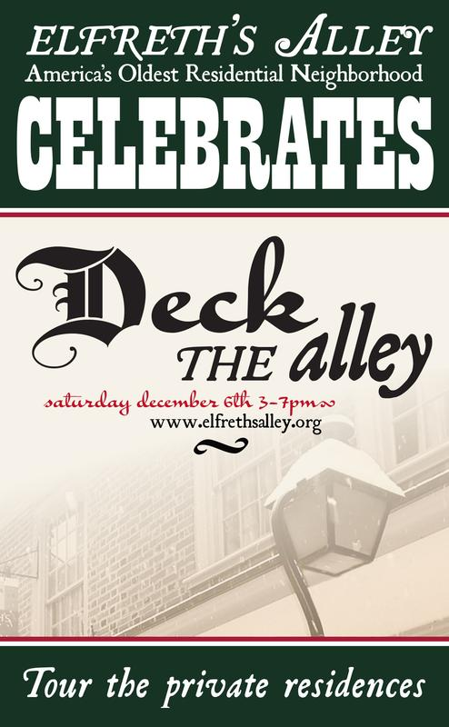 Deck the Alley 2014