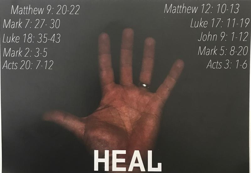 HEALING ROOM 1