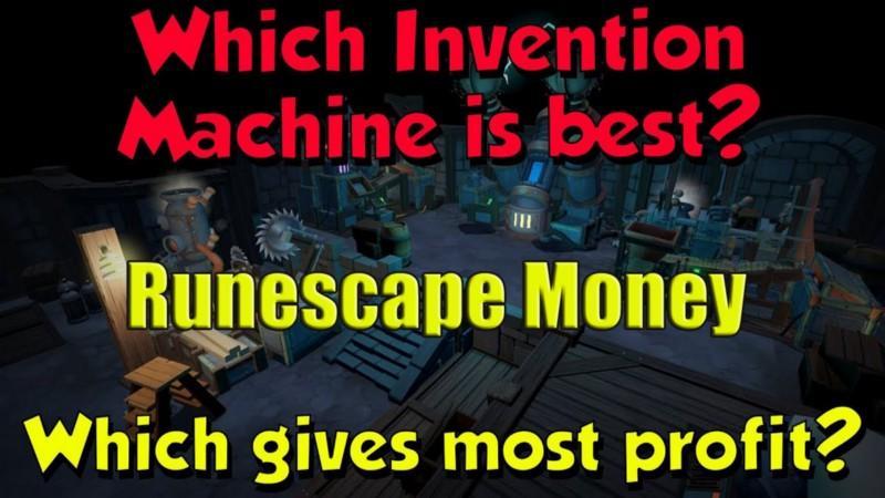 What Machine Makes The Most GP Per Hour In Runescape