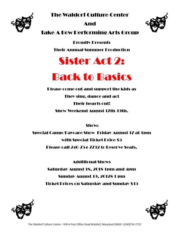 Sister Act 2: Back to Basics