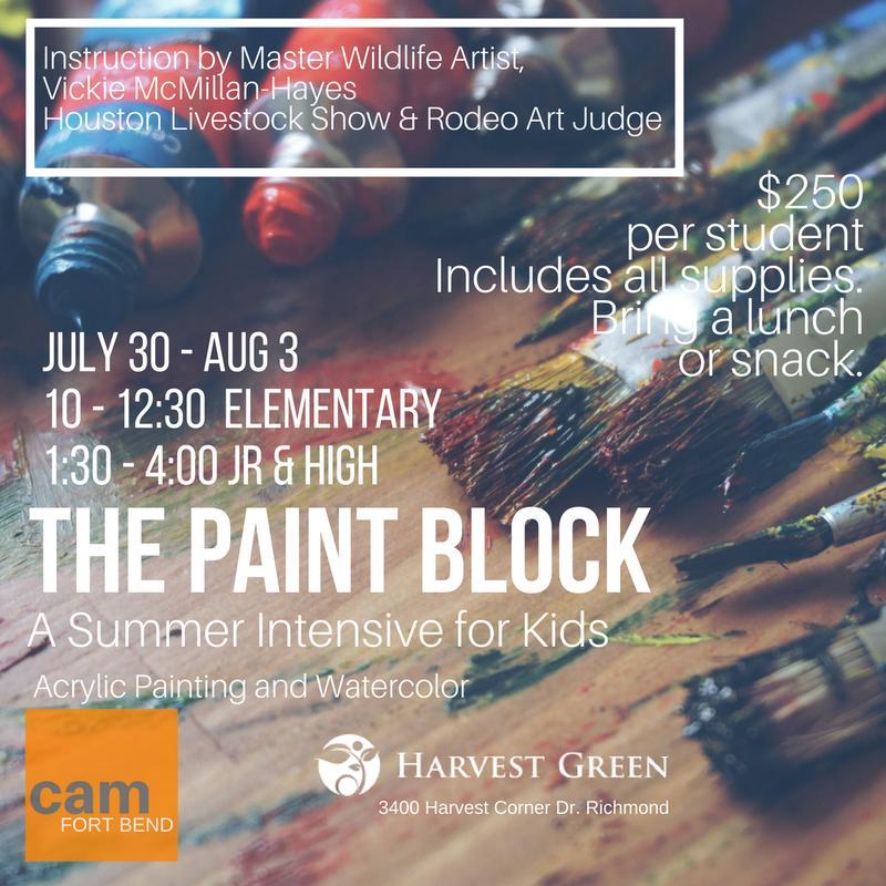 The Paint Block / Elementary