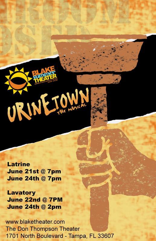 Urinetown (Latrine Cast)